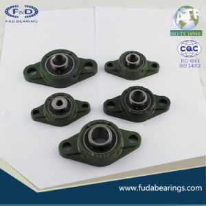 UCFL210 Chrome Steel Grey Cast Iron Housing Pillow Block Bearing for Agricultural Machinery pictures & photos