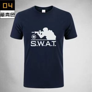 Fashion Breathable Military T-Shirt pictures & photos