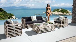 Hotel Garden Rattan Patio Furniture for Outdoor and Indoor pictures & photos
