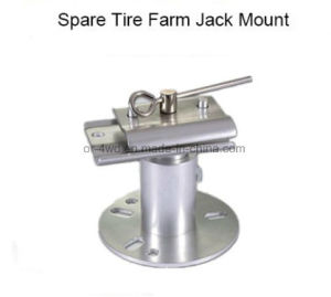 Farm Jack Mount for 4X4 4WD Spare Wheel Mount off Road Jack Mount pictures & photos
