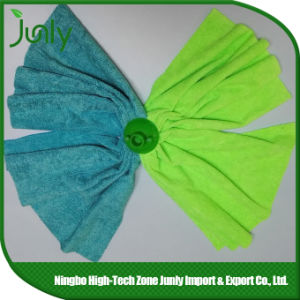 Blue and Green, Clean Microfiber Mop Head, Customization