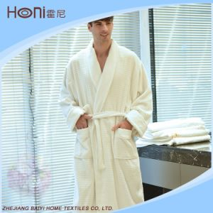 China Wholesale 100% Cotton Waffle Bathrobe
