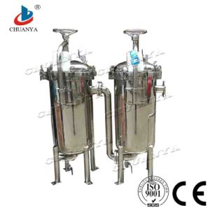 Stainless Steel 316 Bag Filter Housing for Chemical and Oil Filtration pictures & photos