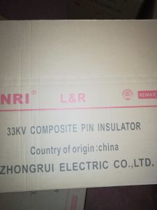 Pin/Line Post Insulator 33kv pictures & photos