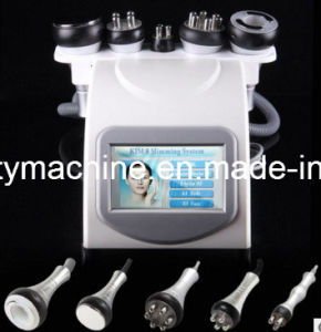 Ultrasonic Slimming Machine Beauty Equipment Slimming Machining and Massage for Home Use pictures & photos