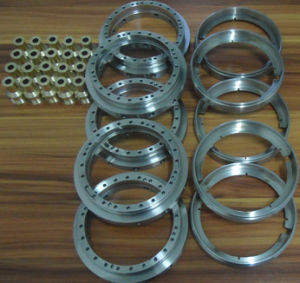 Customized Manufacturer All Kinds of Aluminum/Stainless Steel/Plstic/Brass/Alloy/Rubber CNC Machine Parts pictures & photos