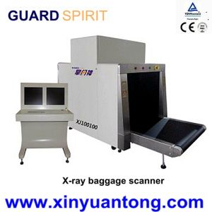 Large Size Xray Baggage Scanner for Railway Security Checking pictures & photos
