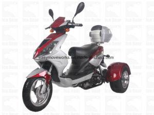 Zhenhua Mojo Pst50-8 Motorcycle Disc EPA Trike Cdi Elec Start pictures & photos