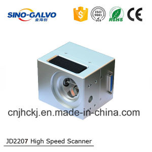 12mm Aperture Jd2207 Galvo Laser for Jeans with Certificate pictures & photos