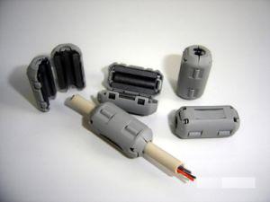 Ferrite with Plastic Case Clip-on 13mm Clamp Ferrite Core pictures & photos
