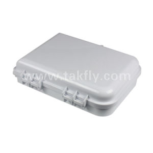 16 Ports Fiber Optic Termination Box for FTTX Network Building pictures & photos