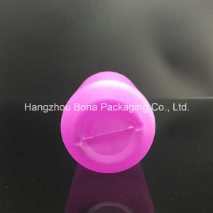 8oz Round Soft Touch PE Bottle 240ml Squeezable Bottle pictures & photos
