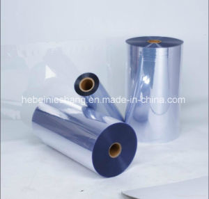 High Quality PVC Shrink Film Rolls pictures & photos