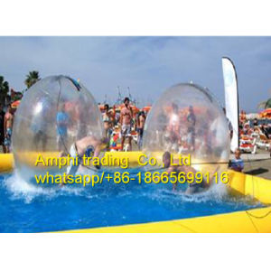 Inflatable Water Rolling Ball/Water Hamster Ball/Walk on Water Plastic Ball pictures & photos