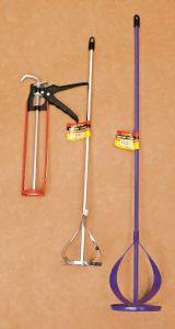 """Construction Tools 5""""*30"""" Powder Coated Carbon Steel Paint Mixer pictures & photos"""