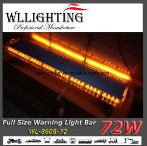 "38"" LED Emergency Warning Light Bar Amber pictures & photos"