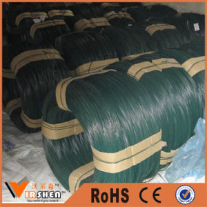High Quality PVC Coated Iron Wire PVC Coated Wire Coil pictures & photos