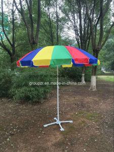 Metal Outdoor Fashion Beach Umbrella pictures & photos