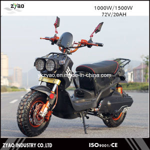 2017 Hot Selling E Motorbike with Pedal Assisted Very Fashion and Cool Image Electric Scooter 60V/72V pictures & photos