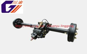 Normal Semi-Float Strong Rear Axle