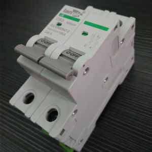 2p DC Miniature Circuit Breaker Non Polarized DC Breaker with TUV Certificates From 1A to 63A pictures & photos