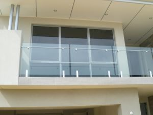 Glass Railing for Residential Project Balcony pictures & photos
