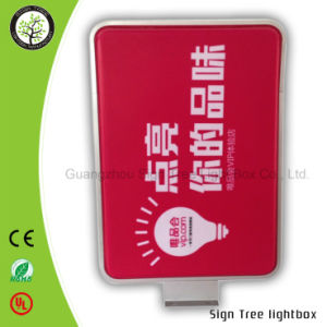 Acrylic LED Lightbox Anti-Rust Wall Mounted Light Box Durable Advertising Light Box pictures & photos