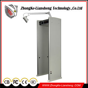 Walk Through Metal Detector with Camera, Security Body Scanner