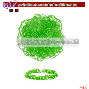 Birthday Party Favor Loom Bands Rubber Christmas Gift (P4137) pictures & photos