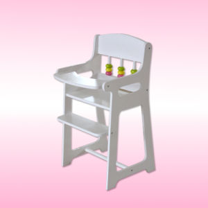 Wooden Doll Chair, Baby Chair, Doll Furniture, White Doll Chair--F0418 pictures & photos