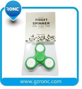 2017 Hand Spinner Toys Finger Spinner Tri Finger Fidget Spinner pictures & photos