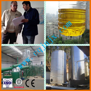 Mini Crude Petroleum Oil Manufacturing Machine Refineries pictures & photos