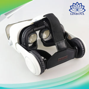 "Virtual Reality 3D Glasses New Version 3D Vr Glasses for iPhone Samsung 4.7-6"" Phone pictures & photos"