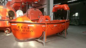 Solas Approval Marine Open Rescue Lifeboat for Sale pictures & photos
