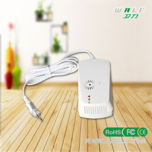 Wireless Home Alarm Gas Leak Detector with 315/433MHz. pictures & photos