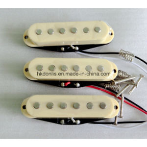 Wholesale Ceramic Magnet Single Coil Strat Guitar Pickup pictures & photos