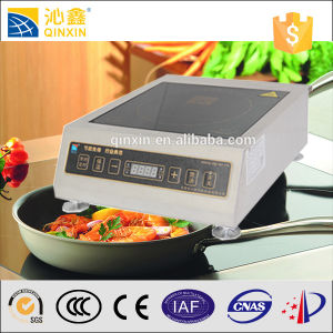 304 Stainless Steel Housing Commercial Induction Cooker pictures & photos