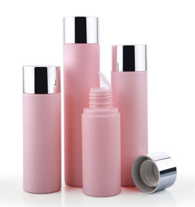 Good Quality Plastic Pet Bottle with Screw Cap for Skin Care Packaging (PPC-PB-060) pictures & photos