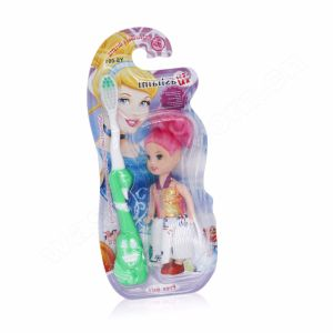Washami Toy and Wholesale Child Toothbrush pictures & photos