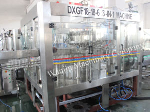 Carbonated Soft Drinks Filling Machine pictures & photos