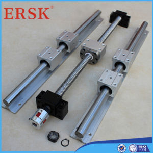 Popular for The Market 2years Useful Life Round Linear Rail for CNC Machine Parts pictures & photos