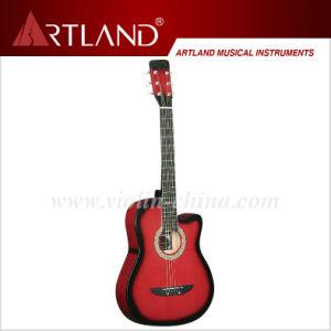 Linder Top Back&Side Acoustic Guitar (AG380C) pictures & photos