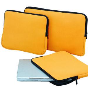 Factory Neoprene Shockproof Computer Laptop Bag with Zipper pictures & photos