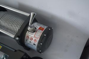 4X4 SUV Electric Winch Power Winch (12000lb) pictures & photos