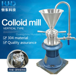 Stainless Steel Colloid Mill for Cream Colloid Mill for Jam pictures & photos
