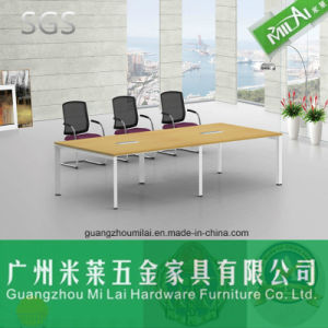 Modern Simple Design Straight Office Conference Meeting Table&Dining Table pictures & photos