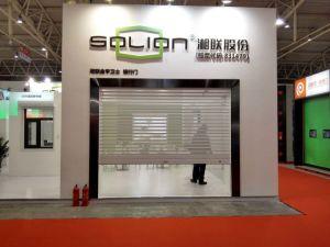 Aluminum Roller Door /Automatic Rolling Door/Rolling Shutter Door/Electrical Roller Shutter Door/Remote Control Roller/Garage Door pictures & photos