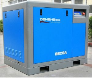 Dhh Factory Electric Screw Air Compressor 37kw pictures & photos