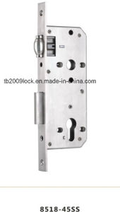Stainless Steel Mortise Door Lock/Lock Body/Lock (8518-45SS) pictures & photos