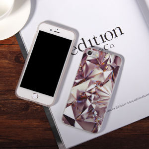 Silver Shining Bling Mobile Case Cell Phone Cover for iPhone 7 pictures & photos